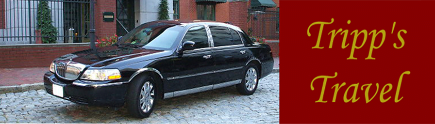 image of Tripps Travel Limo.