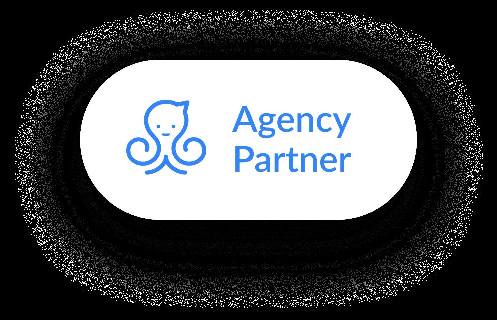 Manychat agency partner logo.